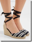 Castaner Woven Canvas Wedge Espadrilles