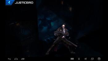 Justiceiro - Noir