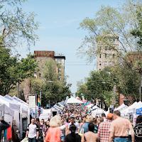 Street Fair Presented By Wells Fargo