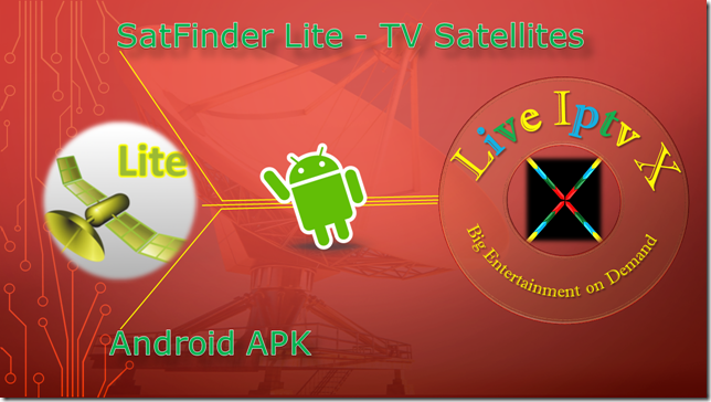 SatFinder Lite - TV Satellites Apk