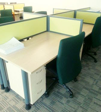 5 Sets Of Office Furniture Starting From 60 Only