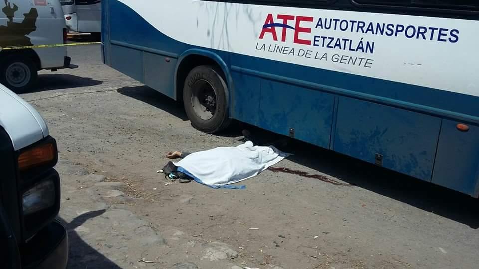 Blog De Información De Etzatlán: Blog De Información De Etzatlán: Atropellan A Un Hombre