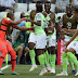 Shaproper: Ighalo breaks Record as He Nets Hat Trick For Nigeria as Super Eagles Trashed Libya 4 - 0 in UYO [Details]