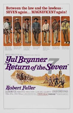 El regreso de los siete magníficos - Return of the Magnificent Seven (1966)