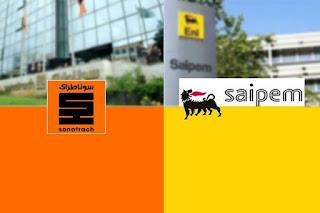 Sonatrach réclame 30.000 mds d'indemnisation à Saipem