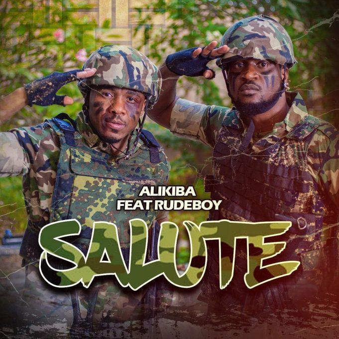 AUDIO: Alikiba Ft Rudeboy – Salute | Mp4 Download