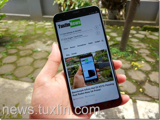 Benchmark Xiaomi Redmi 5 Plus: Smartphone Kekinian Bertenaga!