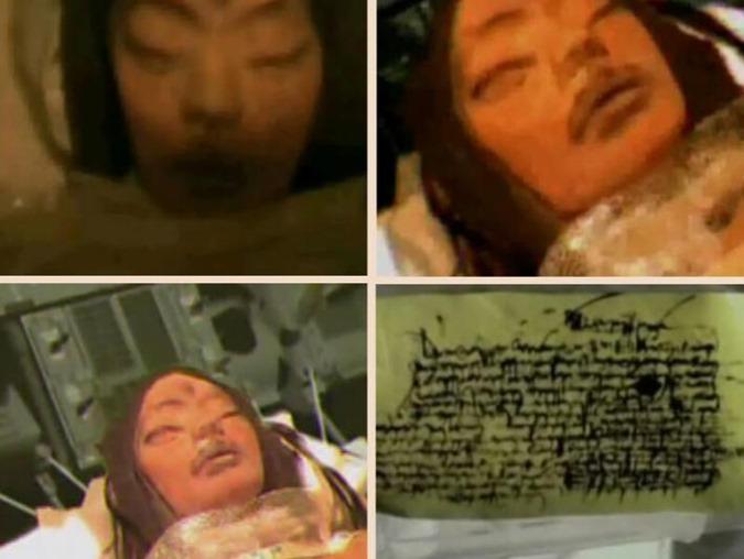 Mona Lisa, a garota alienígena encontrada na lua por Apollo 20 02