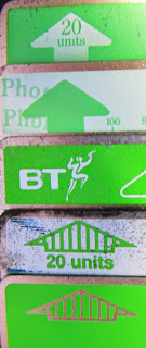 BT Phone Card - Differnet insert arrow styles