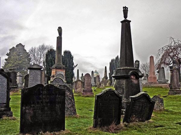 cementerio de holy rude