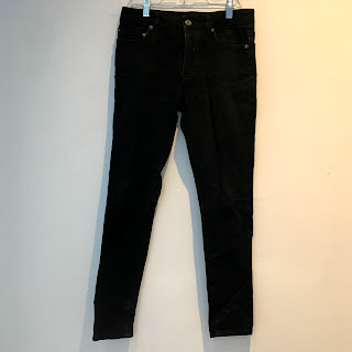 Saint Laurent Black Jeans