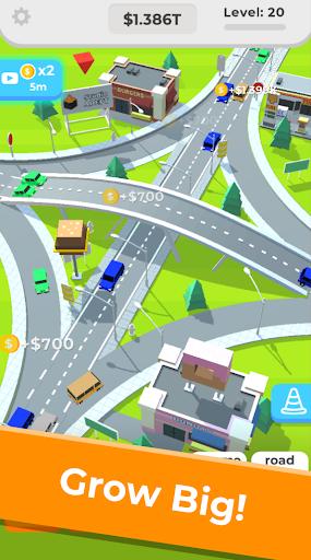 Télécharger Gratuit Idle Highway  APK MOD (Astuce) screenshots 3