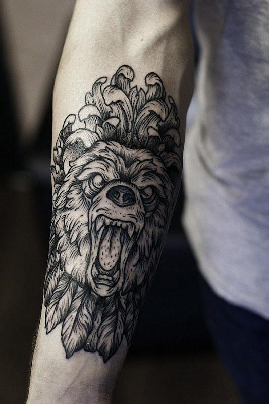 urso_de_cabeça