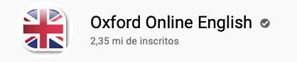 13 canais do YouTube para aprender inglês com falantes nativos -  Oxford Online English