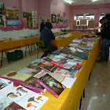 Feria del libro Primavera cultural 2012