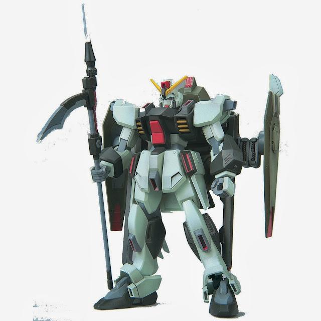 Ghép hình Gundam R09 Forbidden Gundam ty le 1-144 -4543112739186