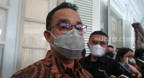 Disebut Denny Siregar Terima Rumah Mewah, Anies Minta Wartawan Lakukan Ini