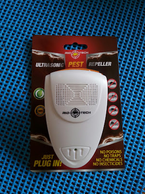 #RidTech Ultrasonic Pest Repeller