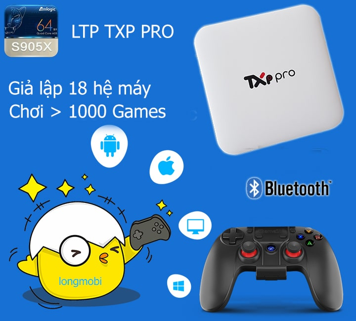 choi game tren android tv box