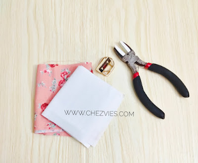 Fabric Key Fob Tutorial