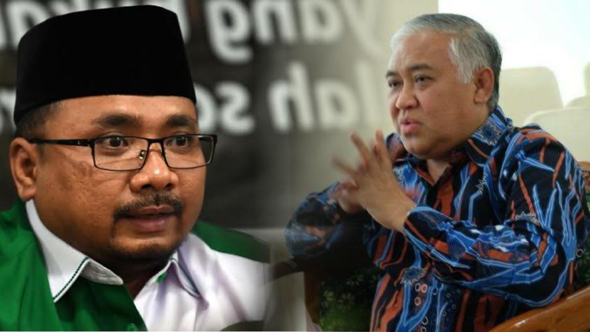 KASN Minta Menag Periksa Din Syamsuddin soal Dituduh Radikal oleh GAR ITB
