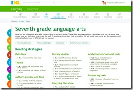 ixl language arts