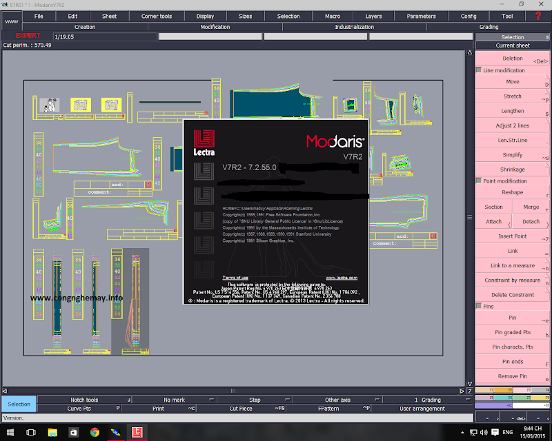 Cài Đặt Lectra-Gerber-Optitex-StyleCad Trên Windows10 X64bit 4