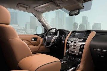 Luxury 2018 Infiniti QX80 debuts in Dubai