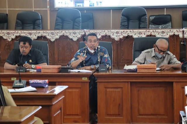Ketua Komisi I: Sekolah Siap Laksanakan PTM, tapi Balangan Masih Zona Orange