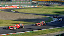 Alonso leads Massa...