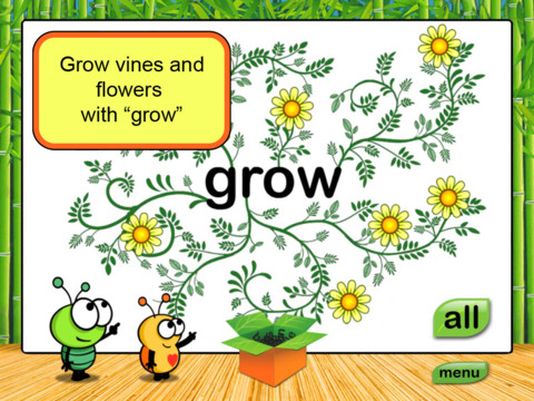 Noodle Words Active Words Set 1 Grow