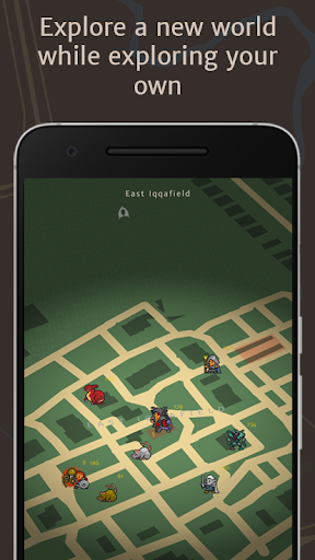 Orna: The GPS RPG screenshots 1