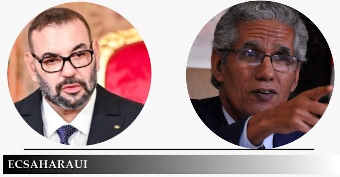 """El Frente Polisario: """"El rey de Marruecos intentó presentar su régimen agresivo y expansionista como aspirante a la paz."""""""