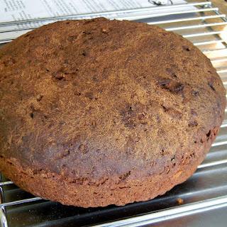 Flax Flake Rye Bread.