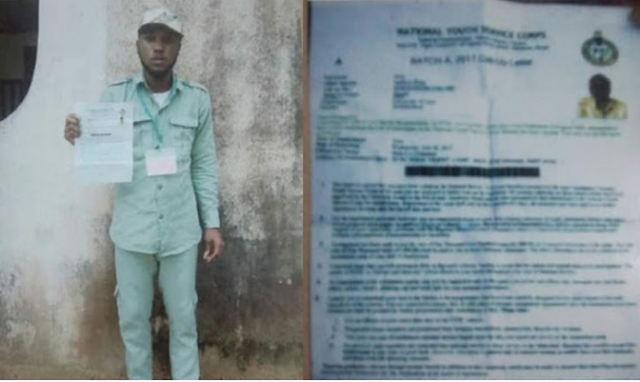 Fake National Youth Service Corps  Member Arrested In Akwa Ibom Orientation Camp (Photo)