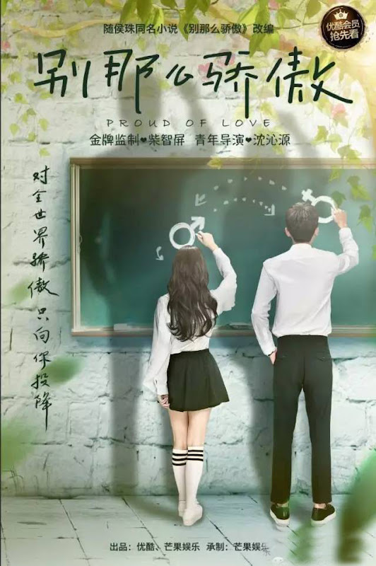 Proud of Love China Web Drama