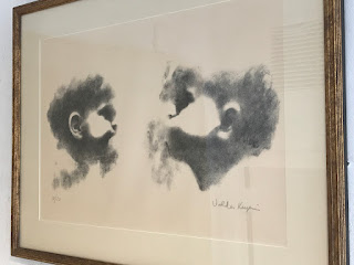 Signed Lithograph on Paper
