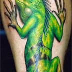green arm - tattoo designs