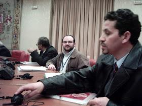 Construyendo Comunidaes con Futuro.  Ali Boussaid