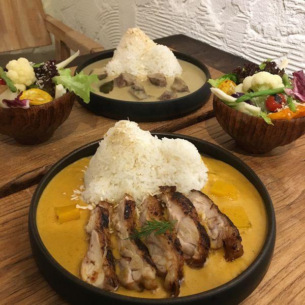 山色Shānsè-泰式咖哩新滋味,造型可愛又開胃
