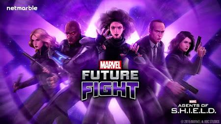 Marvel Future Fight - Quarta Capa