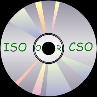 Format merupakah suatu hal yang sangat penting dalam sebuah file Perbedaan ISO Dan CSO
