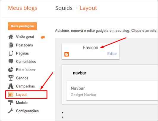 Veja como colocar favicon (.ico) seu blog - Blogger, Wordpress ou qualquer Website - Visual Dicas