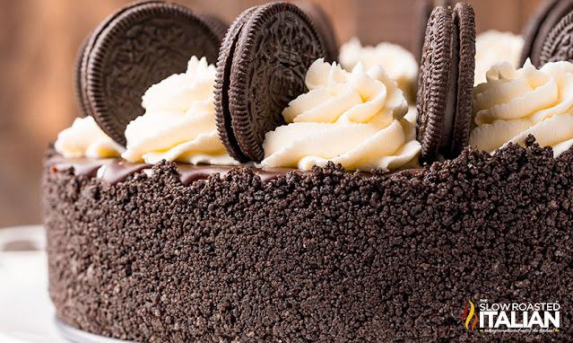 no bake oreo cheesecake whole cake