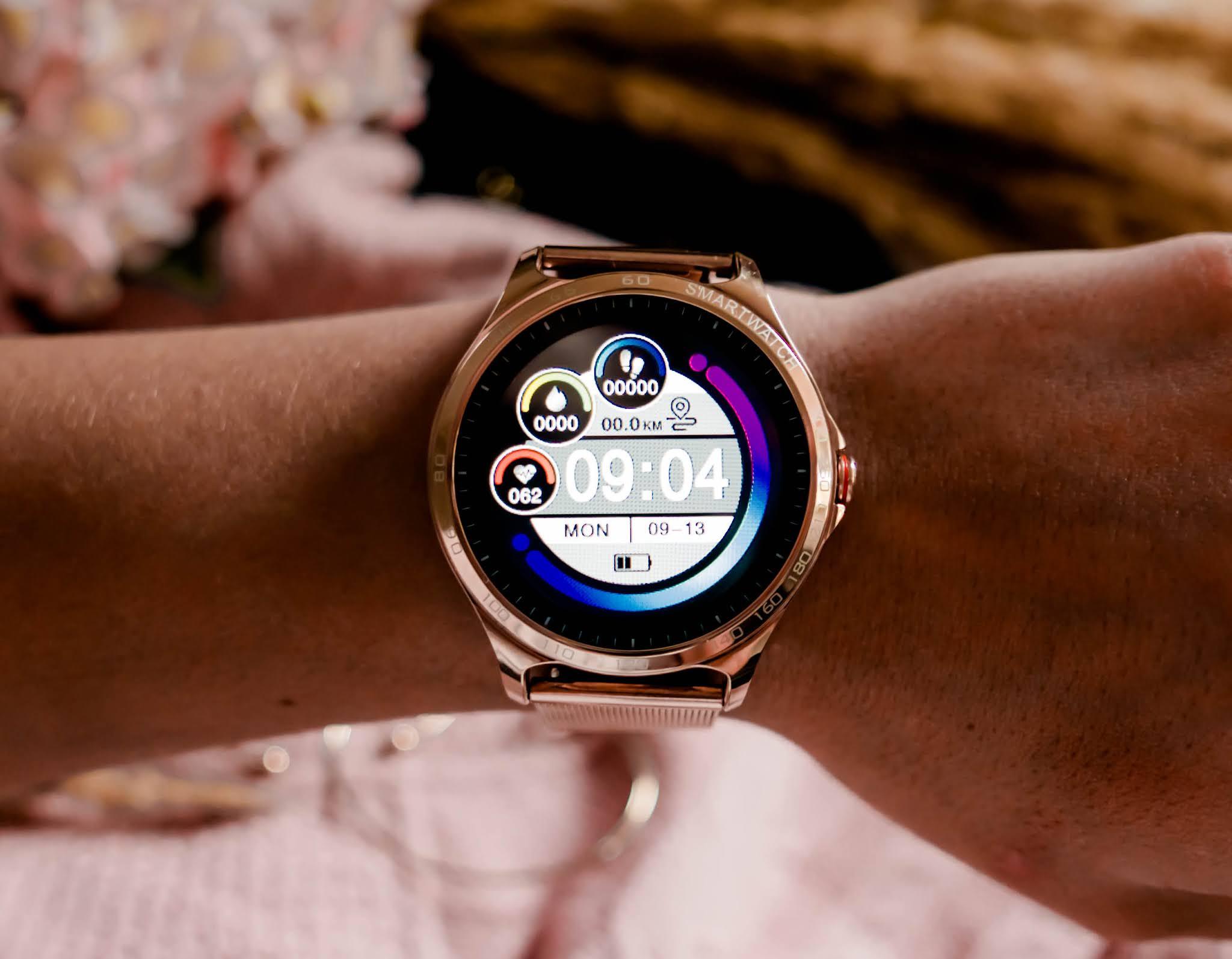 glowny ekran smartwatcha