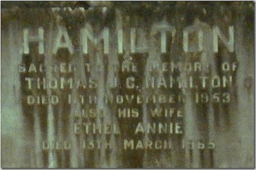 hamilton-headstone