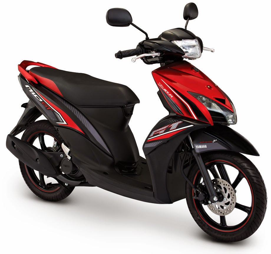 Modifikasi Soul Gt Warna Merah