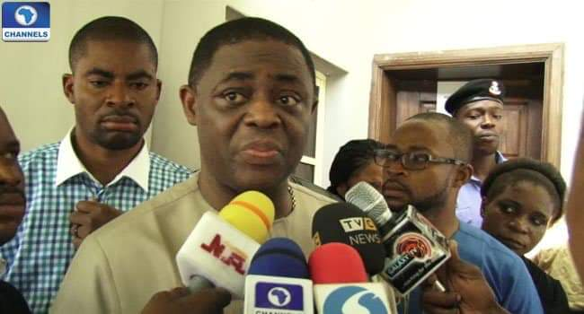 """JUST IN: Femi Fani-Kayode blamed Aguiyi Ironsi to had surrounded himself to northern armies during his coup, Says """"history has vindicated Biafrans"""""""