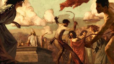 Roman Religion Image