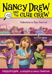 Valentine's Day Secret By Carolyn Keene